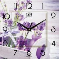 Настенные Часы Panorama Коллекция Флора