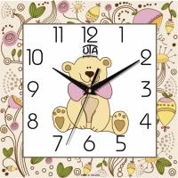 Настенные Часы Panorama Мишка