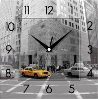 Настенные Часы Panorama Нью-Йорк