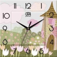 Настенные Часы Panorama Сказочное Царство