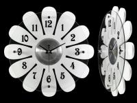 Настенные Часы Ромашка White