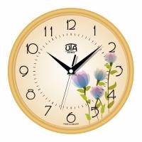 Настенные Часы Сlassic Цветущий Лен