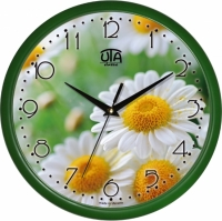 Настенные Часы Сlassic Green