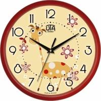 Настенные Часы Сlassic Жирафчик Red