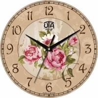Настенные Часы Vintage Эмели (пастельные)