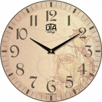 Настенные Часы Vintage Небесные Розы