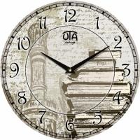 Настенные Часы Vintage Тайные Страницы Истории