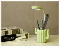 Настольная Лампа Кактус Green