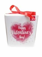 Печенье с предсказаниями Счастливого Дня Валентина