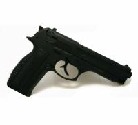 Пистолет зажигалка 608 Leather machine