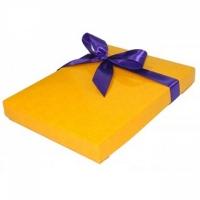 Подарочная Коробка Желтая