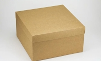 Фото Подарочная коробка craft 28х28х15 см