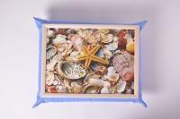 Фото Поднос на подушке Море