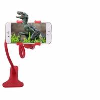Подставка для телефона с вращающейся 360 Красный