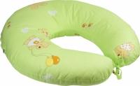 Подушка для кормления с наволочкой салатовая 65х65