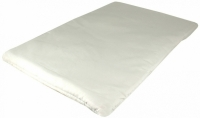 Подушка для новорожденного белая 40х60