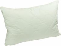 Подушка с наполнителем силиконовые шарики 50х70 см бязь на молнии
