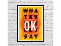 Постер Ok