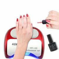 Профессиональная Led UV лампа CCFL Professional nail 48W