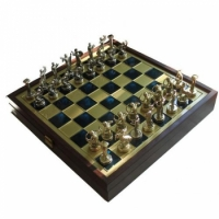 Шахматы Manopoulos Греческая Мифология 34х34