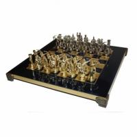 Шахматы Manopoulos Лучники 28х28 см