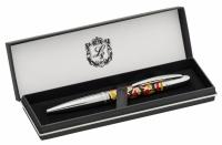 Шариковая ручка в подарочном футляре Спиро