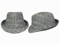 Шляпа Ален Демисезонная Breton Blue stripe