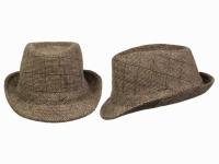 Шляпа Ален Демисезонная Gentle Brown