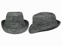 Шляпа Ален Демисезонная Gentle Grey