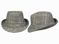 Шляпа Ален Демисезонная Grey