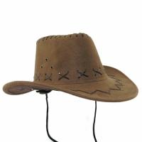 Шляпа Ковбоя Детская (бежевая)