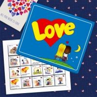 Фото Шоколадный набор Love is (100 г)