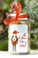 Фото Сладкая доза банка Новый Год gift