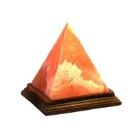 Соляная лампа USB Пирамида (??10Х9Х9 см)