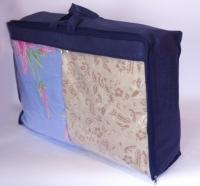 Сумка для одеяла M (синий)