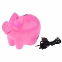 Свинья с MP3