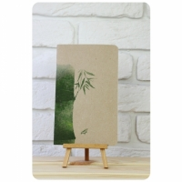 Тетрадь Панда мысли о бамбуке 3