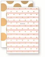 Тетрадь Twin Book Розовый Горошек