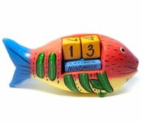 Вечный Календарь Золотая Рыбка