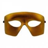 Венецианская маска Мистер Х (золото)