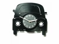 Виниловые часы Car