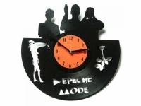 Виниловые часы Depeche Mode