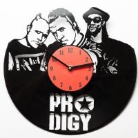 Фото Виниловые часы Prodigy
