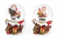 Водяной шар сладкий Дед мороз 6,5 см