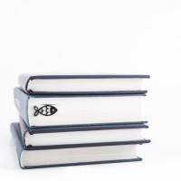 Закладка для книг Black fish