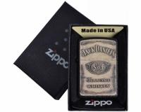 Зажигалка Zippo Jack Daniels USA
