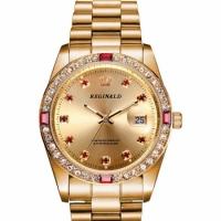 Женские классические часы Reginald Gold
