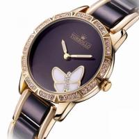 Женские классические часы Torbolo Fashion Black
