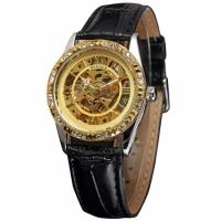 Женские классические часы Winner Lux