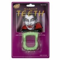 Зубы светонакопительные